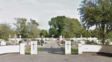 Dead dog dumped to rot beside Laois cemetery