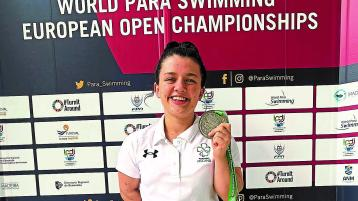 PROFILE: Nicole Turner – the Portarlington woman who has excelled in Paralympics swimming