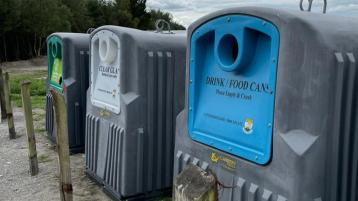 Welcome addition for Laois Offaly visitor amenity hit with littering