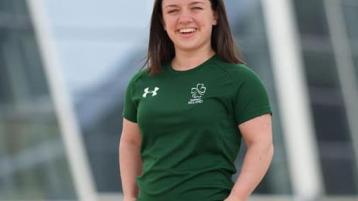 Big Portarlington send-off for Laois paralympian Nicole Turner
