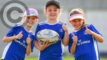 PHOTOS Rugby's pride of Portlaoise cubs in action at the Laois Leinster Rugby summer camp