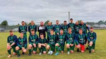 Maryborough FC take the Laois bragging rights in seven goal cup thriller