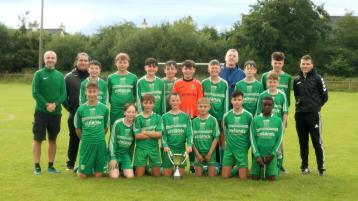 Portlaoise AFC crowned u13 league champions after epic battle