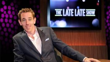 Guests revealed for first Late Late Show of new season
