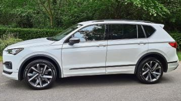 Motoring: New SEAT SUV gets sporty