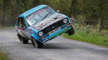 Rubber set to burn up in Laois at Stradbally summer series