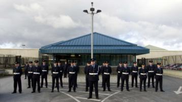 Prison officers in Laois subject to new disciplinary code