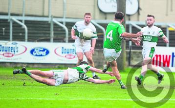 Stradbally GAA's  historic victory over Portlaoise in in pictures