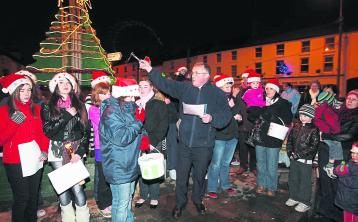A chance to help make sure Mountrath is magical next Christmas