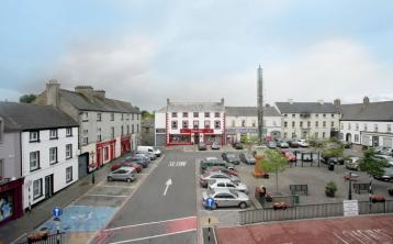 Flanagan welcomes funding for feasibility study on traffic in Mountmellick