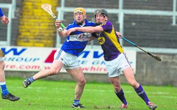 Laois lose out to second half scoring spree from Wexford in Leinster SHC
