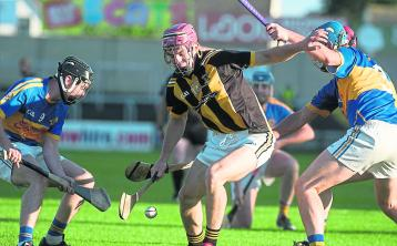 LAOIS SHC FINAL - Camross look to have the edge as they face down Clough-Ballacolla once again