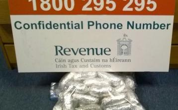 Dog sniffs out Mozambique cannabis hidden in fish at Portlaoise postal centre