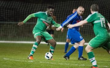 SOCCER - Portlaoise AFC impress with big win over Skerries in Lummy O'Reilly Cup