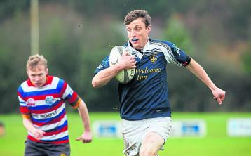 Scully is Downey's Auto Stop/Leinster Express Sports Star of the Month for January