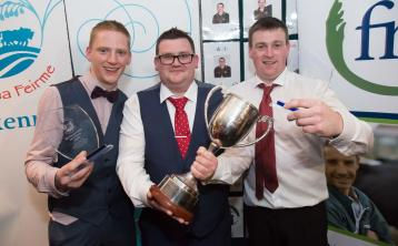 A Laois man has won the Macra Mr Personality contest