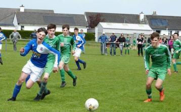 Late goals scupper Portlaoise U-15s against Tullamore in SFAI Regional final