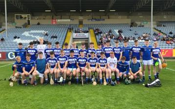 Battling Laois minors lose out as late Kilkenny rally sees them to big win