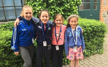 Laois shines at the Aldi Community Games in Limerick
