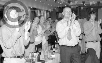 Look back to 2003 Laois GAA awards when the O'Moore county celebrated double glory