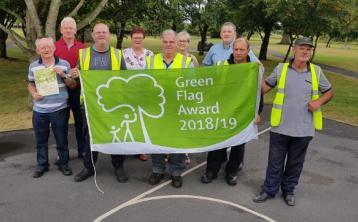 Portarlington People's Park awarded prestigious Green Flag