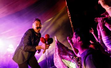 The Jerry Fish Electric Sideshow line up announced for Electric Picnic 2018