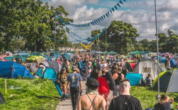 Contactless payment at Electric Picnic for the first time this year