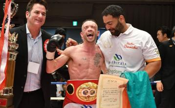 INTERVIEW - TJ Doheny savours 'dream' victory as he claim IBF world title