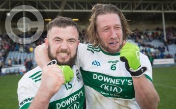 PICTURES - All the best pics from Portlaoise's Laois SFC final victory over O'Dempsey's