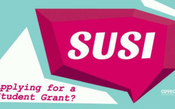 SUSI grant application date for 2020-2021