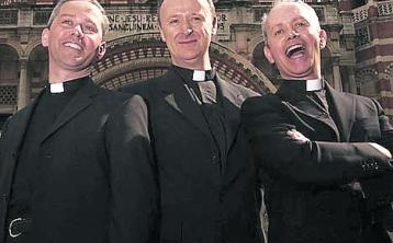 Laois The Priests bring their Christmas concert to Portlaoise