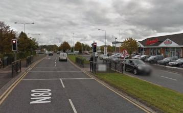 Cyclist hurt in Laois in hit and run
