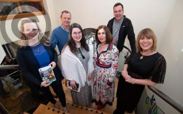 PICTURES: Exciting Abbeyleix FEC art and design exhibition launch in Portlaoise
