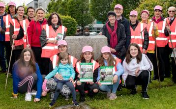 The launch of 2019 Laois Walking Festival at Laois County Council offices in Portlaoise.    Photo Kevin Byrne