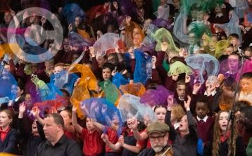 Music Generation Laois School's Out concert in pictures