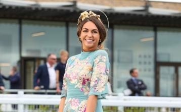Newbridge School Teacher Announced Winner of the Kerrygold Fashions on the Field Best Dressed Competition