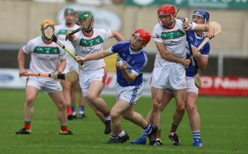 Purcell hat-trick eases Rathdowney-Errill past Castletown