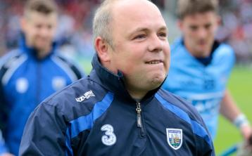 Laois GAA announcement on Derek McGrath's role with county hurling minors