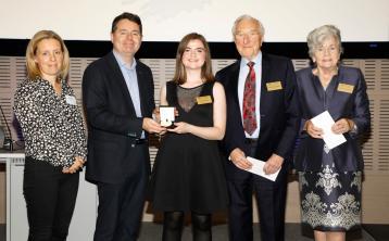 Laois winner of valuable Naughton Scholarship announced