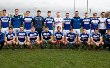 Laois footballers fall to Offaly in opening game of the O'Byrne Cup