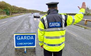 Gardaí reveal traffic levels are down as a result of Level 3 Covid-19 restrictions