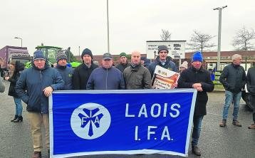 Laois-Offaly IFA to  host General Election candidate debate