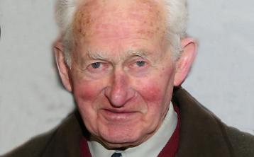 Legendary Portarlington citizen Niall McElwaine passes away