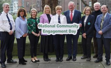 Gardaí want to hear about policing needs on community engagement day