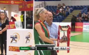 WATCH: Portlaoise Panther highlight tweet reel from Basketball Ireland