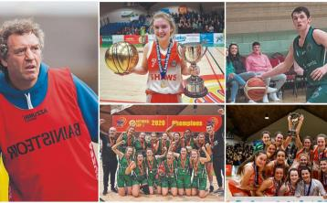 Laois basketball the big winners in Basketball Ireland awards