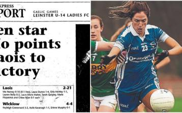 Remember When (2008): Ten star Mo points Laois U-14s to victory