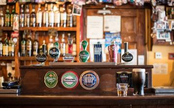 Call for Minister for Finance Paschal Donohoe to deliver support package for drinks and hospitality sector