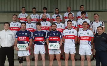 Colt Shanahoe launch new jersey as club get set for first championship