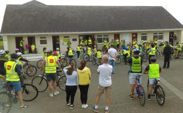 Park/Ratheniska GAA Club launches 'Keep Our Cyclists Safe' initiative